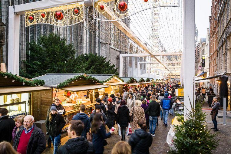 In Klein Turkije was het bijvoorbeeld over de koppen lopen tijdens de kerstmarkt.