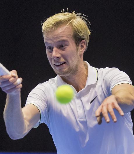 Van de Zandschulp debuteert in Davis Cupteam