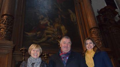Rubens moet 20.000 toeristen lokken naar Sint-Martinuskerk