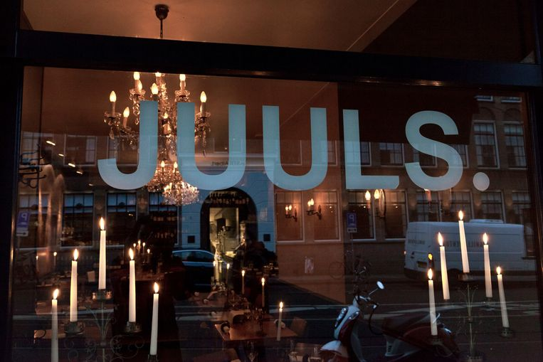 Restaurant Juuls in de Pijp Beeld Roï Shiratski