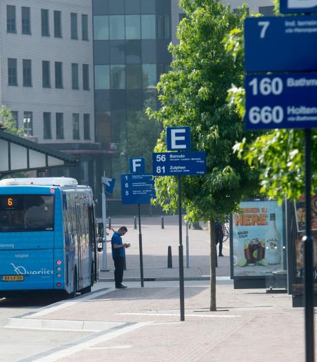 Bus naar Zwolle rijdt 'rondje Wijhe' niet meer, Buurtbus naar Lemelerveld