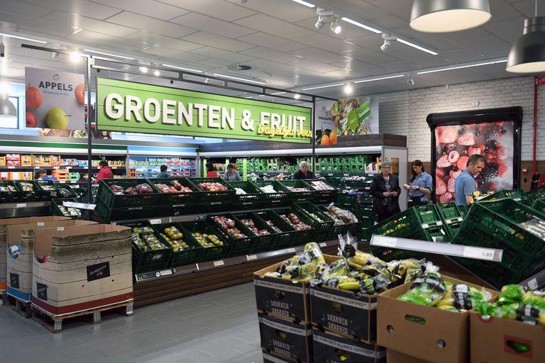 Opening nieuwe ALDI in Bierbeek.