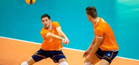Volleyballer Maarten van Garderen op avontuur in Turkije