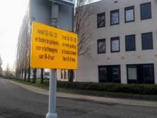 Gemeente verbiedt parkeren voor vrachtwagen op  Business & Sciencepark Wageningen