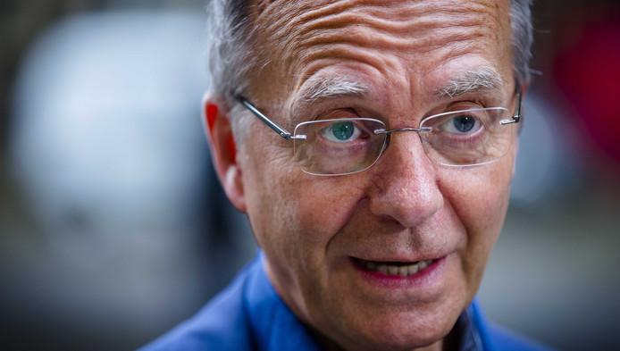 Minister Kamp kijkt al een stuk verder dan zijn Energieakkoord, waarin staat dat Nederland over zeven jaar 16 procent van alle energie duurzaam moet opwekken
