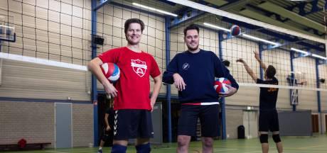 Volleyballers Gepidae bezig aan serieuze opmars: 'Prachtig om te zien'