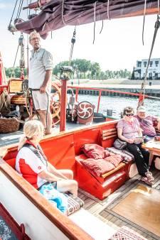 Verbinding over Haringvliet is persoonlijker geworden: 'Er is meer sfeer nu'