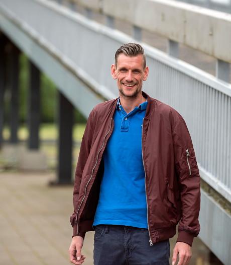SC Oranje-aanwinst Jimmy Pruis is terug bij af