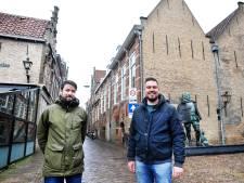 Plannen voor hotel, horeca en brouwerij in Berckepoort