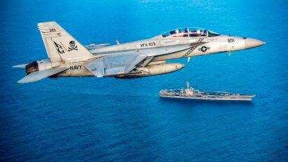 Navy-piloten zagen bijna dagelijks ufo's in 2014 en 2015