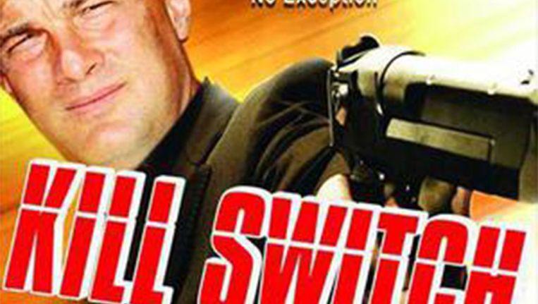 Uit de filmposter van Kill Switch Beeld -