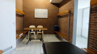 Medisch centrum in sporthal Zaventem opent pas wanneer triagecentrum Vilvoorde overvol is