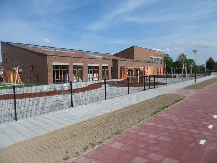 De nieuwe brede school De Parel