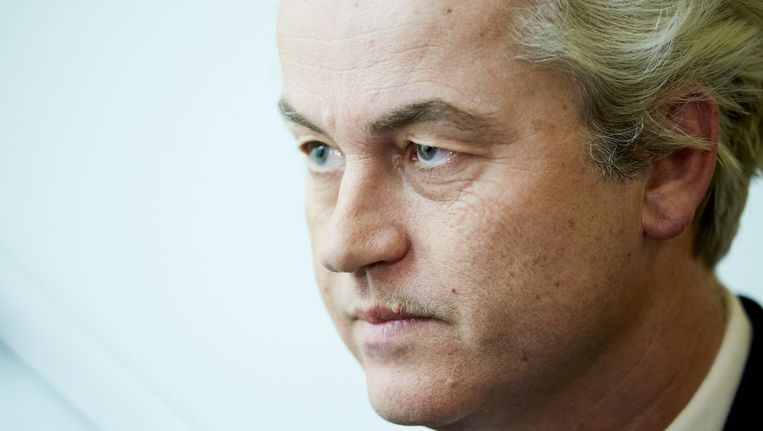 Geert Wilders. Beeld anp