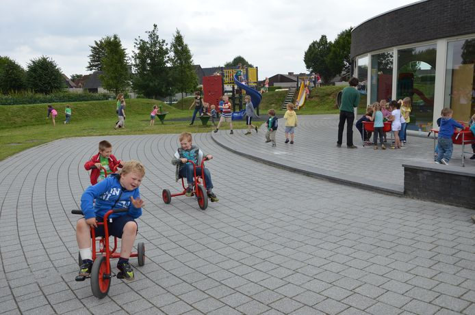 Archiefbeeld kinderopvang 'De Pagadder' in Haaltert.