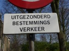 Oude Bommelsestraat afgesloten voor doorgaand verkeer