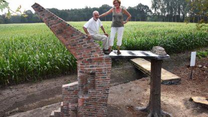 Kuier tussen kunst in Heerle