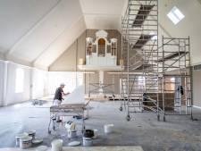 Nieuwe Adullamkerk in Kruiningen is bijna klaar
