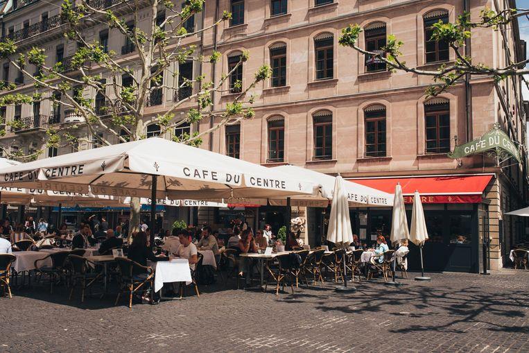 Café du Centre.