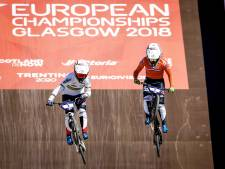 Ander team én andere coach voor BMX'sters Laura en Merel Smulders