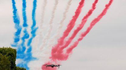 Franse luchtmacht vecht nu ook in de ruimte