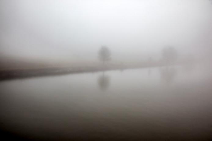 De laatste foto van fotograaf Joep Lennarts. Hij werd na 69 dagen vermist te zijn geweest ook op deze plek gevonden.