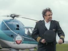 Marco Borsato ook de helikopter in voor Vliegende Vrienden