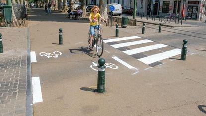 Buurtbewoners krijgen fiets- en voetpad aan 'doodskaai'