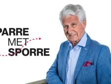 Sparre met Sporre | Het Deltaplan: Een conditietest, want er staat geen pinautomaat op het Binnenhof