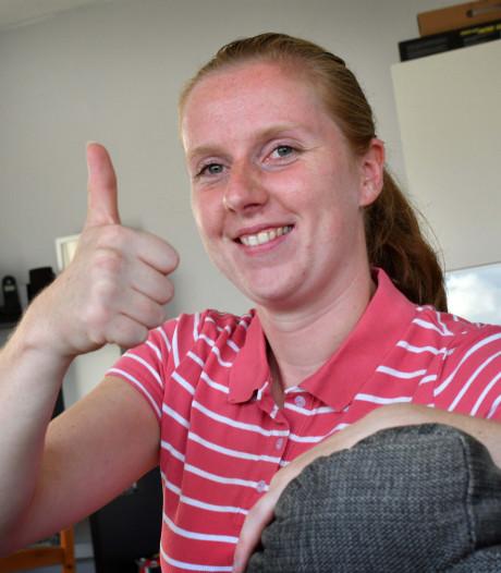 Linsey uit Rijssen wint eindelijk van 'reus' Ticketmaster
