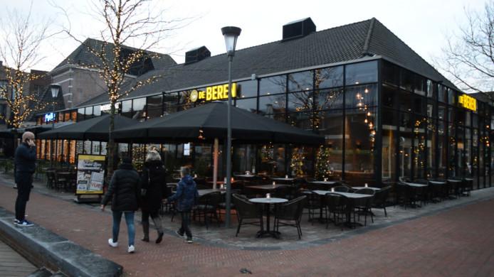 De Beren in het Nutsgebouw in Alphen.