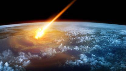 Nieuw bewijs dat meteoriet dinosaurussen uitroeide