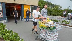 """Colruyt in Dour is klaar voor stormloop: """"Shuttlebussen en extra ruimte voor Cara Pils en Aïki Noodles"""""""