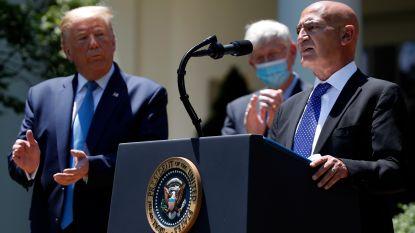PORTRET. Marokkaan van geboorte en Belg van paspoort: wie is de immunoloog die in opdracht van Trump 300 miljoen vaccins moet leveren?