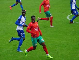 """Maakt Mamadou Thiam zijn officiële debuut bij KV Oostende? """"Vier kilogram vermagerd in maand"""""""
