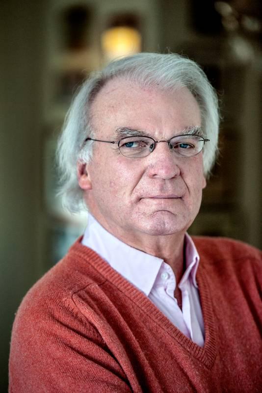 Emeritus hoogleraar Herman Pleij.