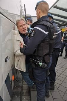 Spijkenisser Alfred Blokhuizen: Minister jokt over arrestatie bij klimaatprotest