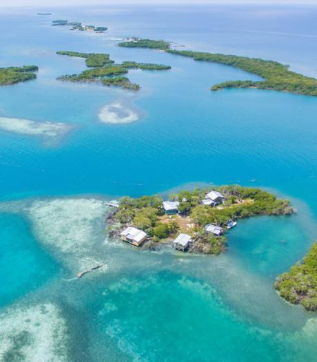 Voor vier ton koop je een onbewoond tropisch eiland
