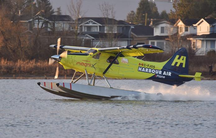 Le DHC-2 Beaver.