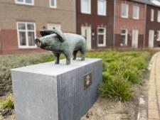 Knor terug op oude stek als eerbetoon aan de rijke slachthuishistorie van Bodegraven
