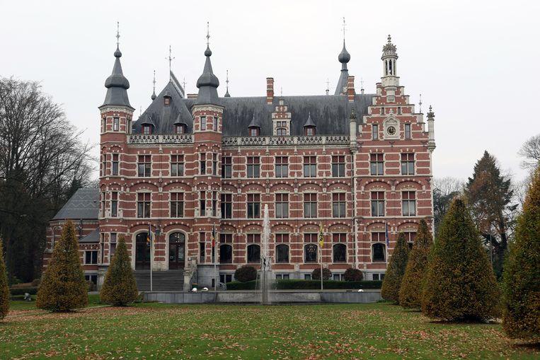 Het gemeentehuis van Westerlo.
