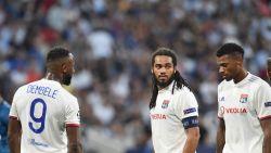Jason Denayer en Lyon komen niet verder dan gelijkspel tegen Zenit