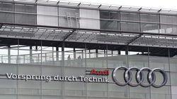 Vier van de zeven toplui moeten opstappen bij Audi