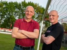 Berkdijk voelt als familie voor 'broers' Ruud Verduijn en Patrick van Wanrooij