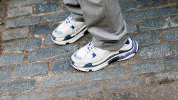 Mag je niet gemist hebben deze week: bedenker populaire Triple S-sneaker start eigen schoenenlijn & Deliveroo lanceert cateringservice voor trouwfeesten