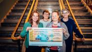 Soroptimist International Club Antwerpen heeft 12.000 euro over voor renovatie foyer De Roma
