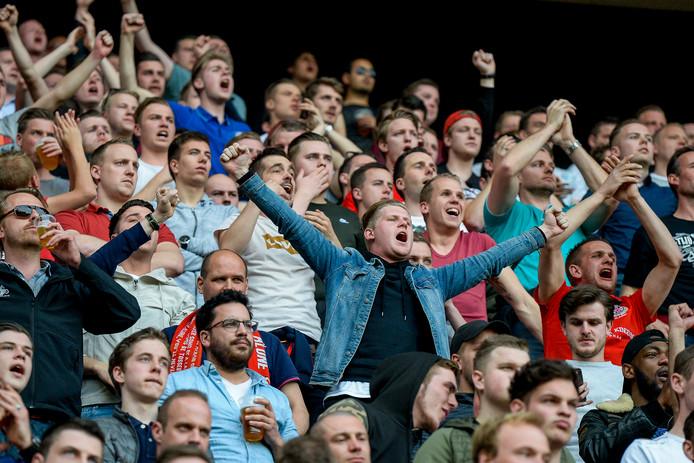 FC Twente-supporters willen over een paar weken massaal naar Volendam.