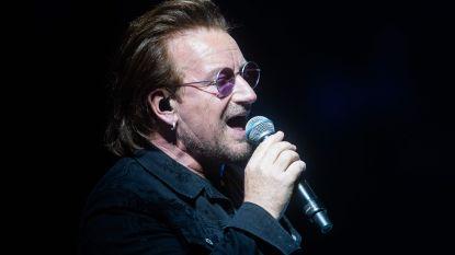 Bono heeft stem weer terug