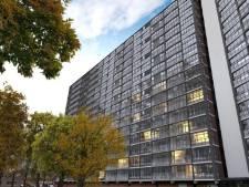 Vernieuwing Mozartflat in Tilburg kost 8,5 miljoen, maar dan heb je straks wel de luxe van een klimaatgevel