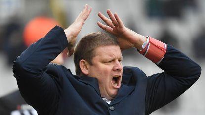 Anderlecht ontslaat Hein Vanhaezebrouck